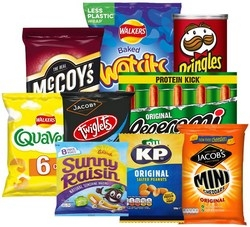 British Snacks & Crisps