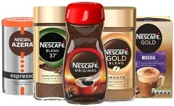 Nescafe Coffee Range