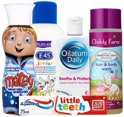 Childrens Toiletries