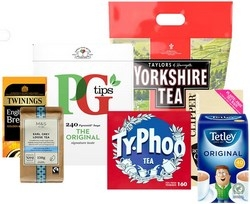 English Tea Brands