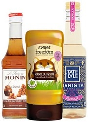 Flavoured Coffee Syrup
