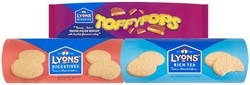 Lyons Biscuits