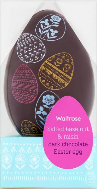 Waitrose Easter Eggs