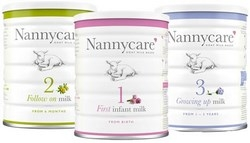 Nanny Care Baby Milk Formula