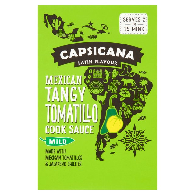 Capsicana Cooking Sauces
