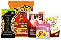Sundry Brand Crisps and Snacks
