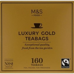 Marks and Spencer Gold Tea