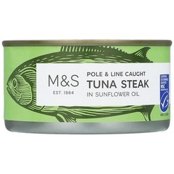 Marks and Spencer Tinned Fish