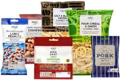 Marks and Spencer Snacks