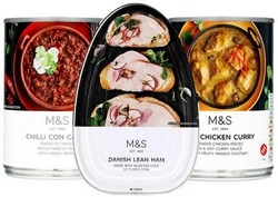 Marks and Spencer Tinned Meats