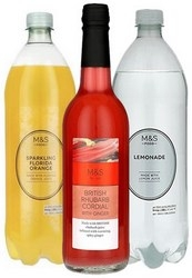 Marks and Spencer Soft Drinks