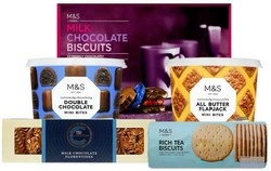 Marks and Spencer Biscuits