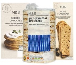 Marks and Spencer Savoury Biscuits