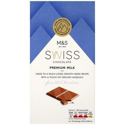 Marks and Spencer Chocolate Blocks