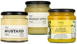 Marks and Spencer Condiments