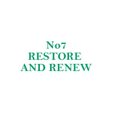 No 7 Restore and Renew