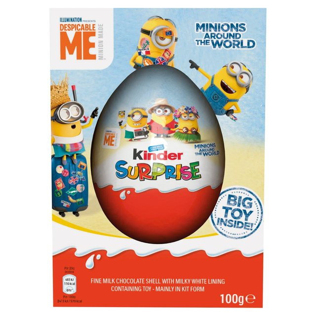 Kinder Easter Eggs