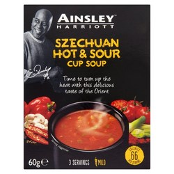 Ainsley Harriott Soup