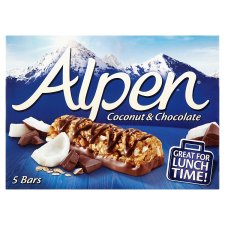 Alpen Cereal Bars