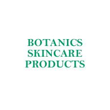 Botanics Skincare Products