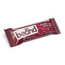 Beond Organic Bars