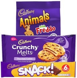 Cadburys Biscuits