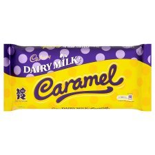 Cadbury Caramel Chocolate