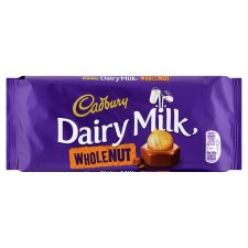 Cadbury Whole Nut Chocolate
