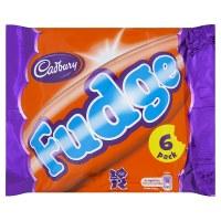 Cadbury Fudge Finger
