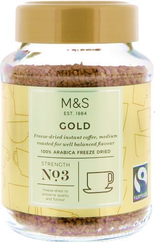 Marks and Spencer Coffee