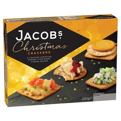 Christmas Savoury Biscuits and Crackers