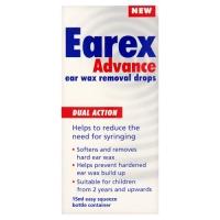 Ear wax removers