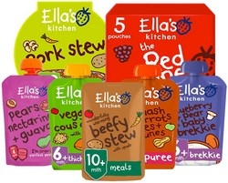 Ellas Kitchen Baby Food
