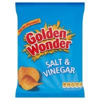 Golden Wonder Crisps