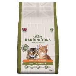 Harringtons Cat Food