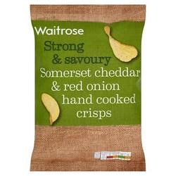 Waitrose Crisps, Nuts and Snacks