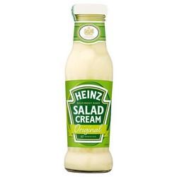 Heinz Salad Cream and Mayonnaise