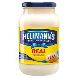 Hellmanns Mayonnaise and Table Sauce