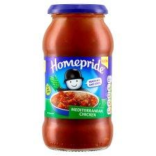 Homepride Cooking Sauce Jars