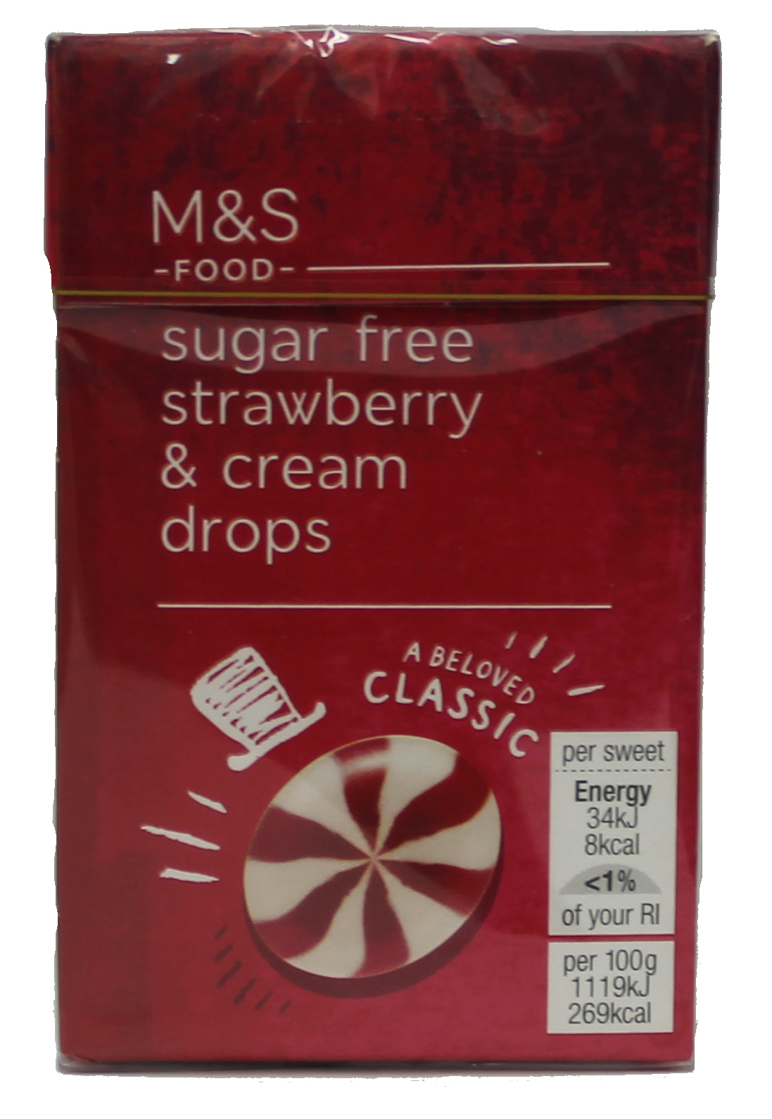 Marks and Spencer Sugar Free Sweets