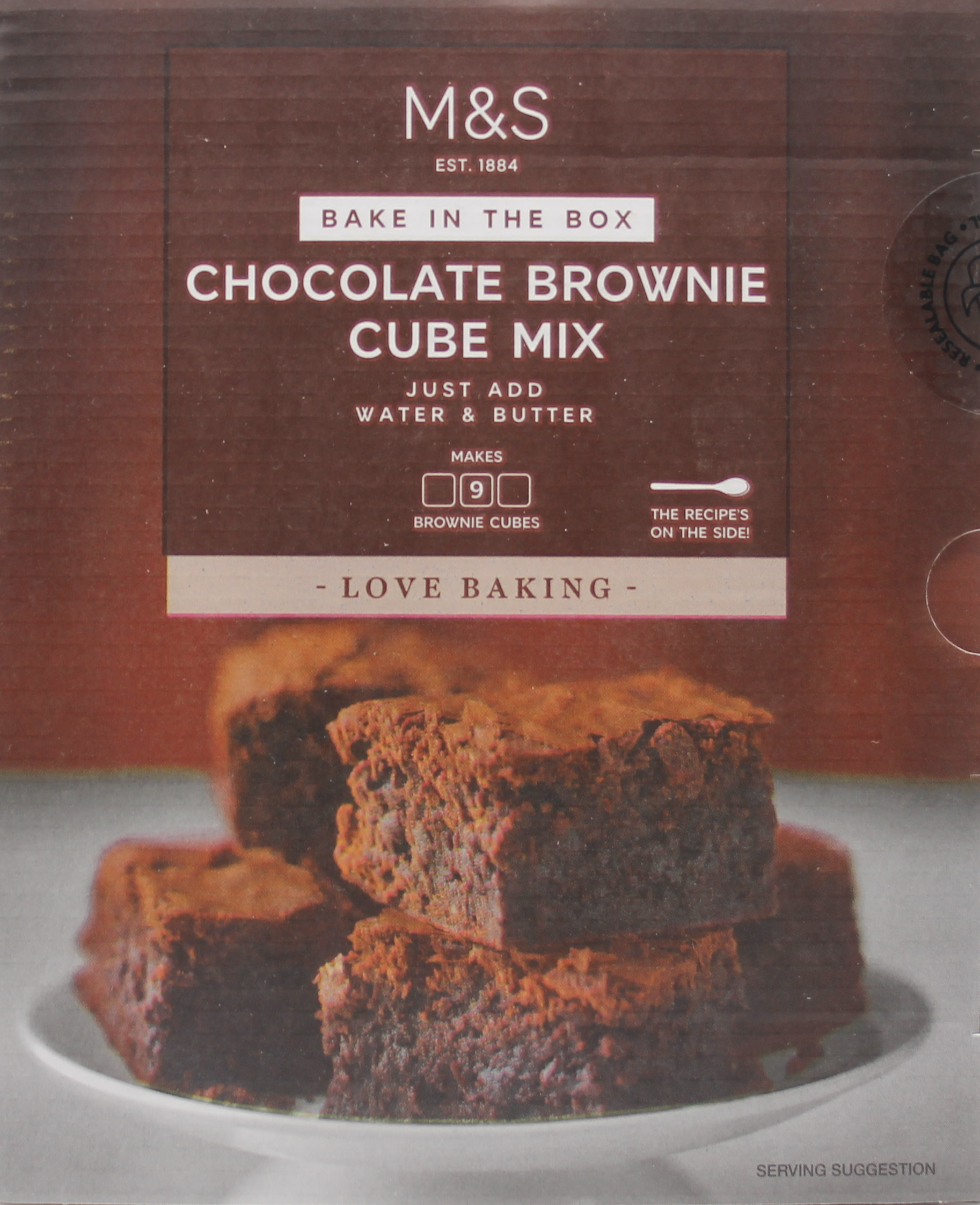 Marks and Spencer Baking