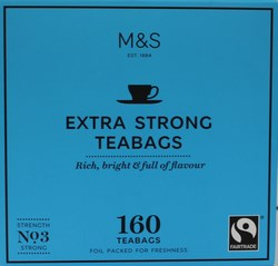 Marks and Spencer Tea