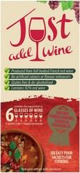 Just Add Wine
