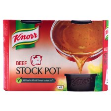 Knorr Stock Cubes, Granules and Pouches