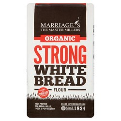 W and H Marriage Flour