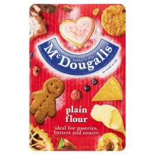 McDougalls Cake Mixes and Baking Ingredients