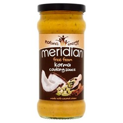 Meridian Sauces and Pastes