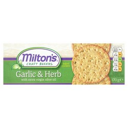 Milton's Crackers