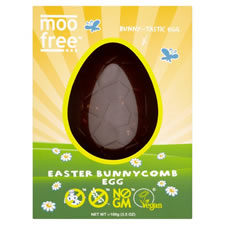 Moo Free Easter Eggs