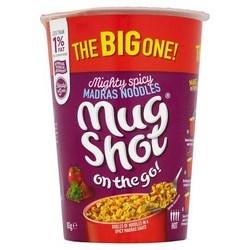 Mug Shot Snacks